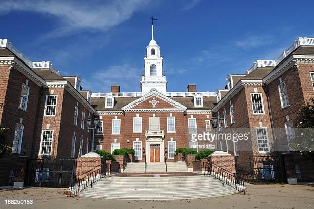 The Legislative Hall of Delaware