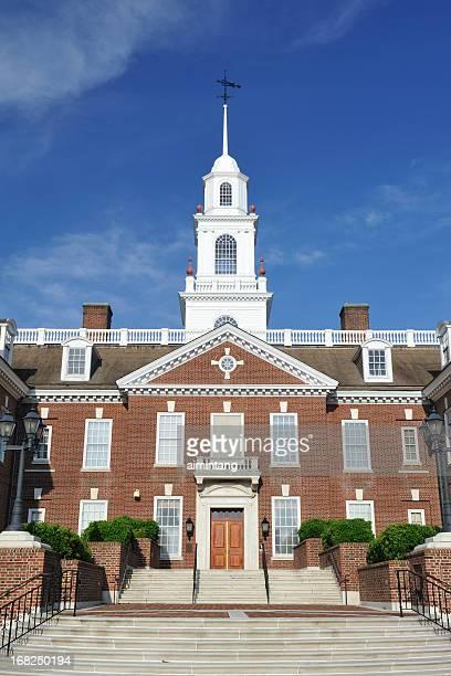 The Legislative Hall of Delaware State