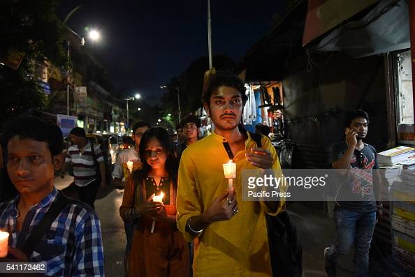 The LGBTQ communities in Kolkata stand in solidarity with the victims of mass shooting in Pulse a nightclub in Orlando on the night of June 11 and...