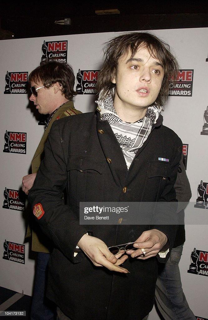 The Libertines, Nme Carling Awards 2003, At Po Na Na, Hammersmith, London