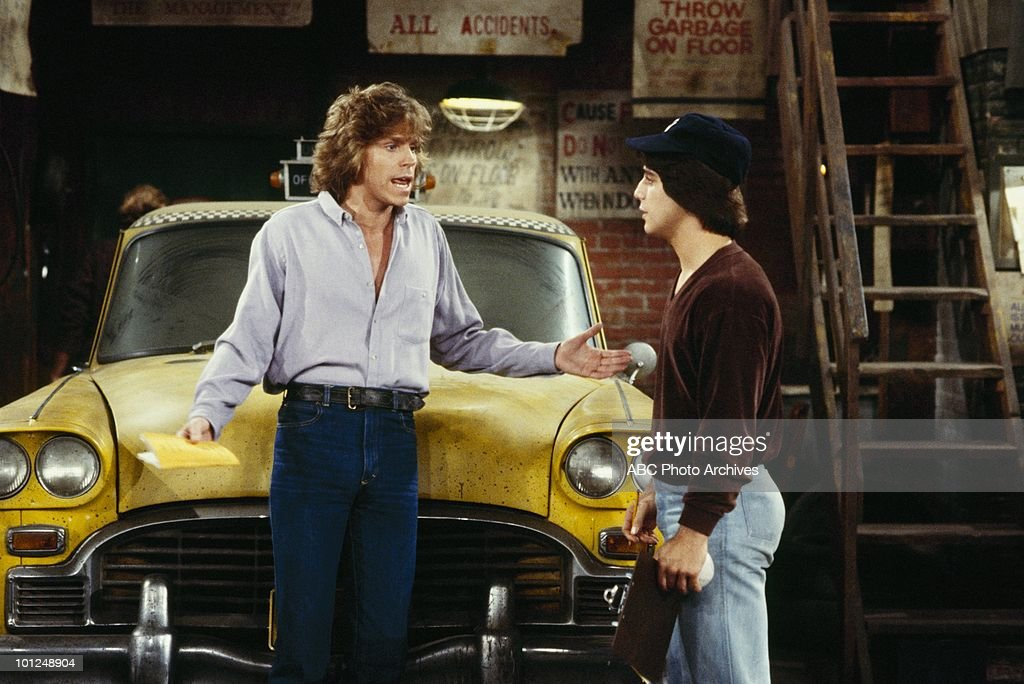 TAXI - 'The Lighter Side of Angela' - Airdate October 23, 1979. (Photo by ABC Photo Archives/ABC via Getty Images) JEFF