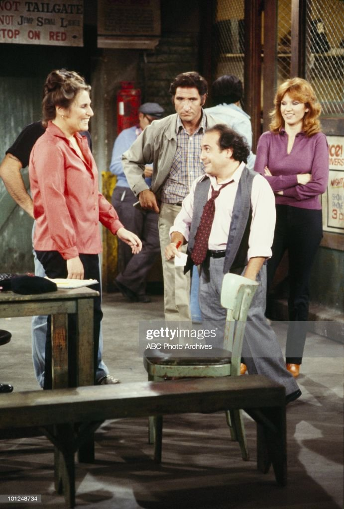 TAXI - 'The Lighter Side of Angela' - Airdate October 23, 1979. (Photo by ABC Photo Archives/ABC via Getty Images) SUZANNE