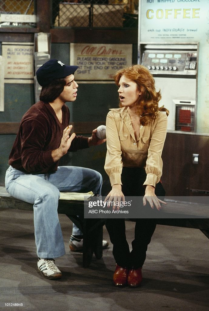 TAXI - 'The Lighter Side of Angela' - Airdate October 23, 1979. (Photo by ABC Photo Archives/ABC via Getty Images) TONY
