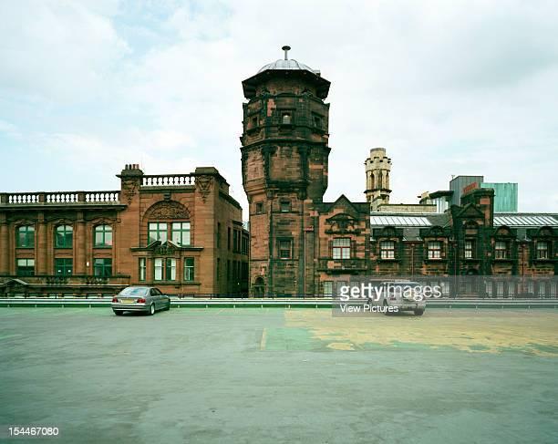 The Lighthouse Old Glasgow Herald Building Glasgow United Kingdom Architect Charles Rennie Mackintosh The Lighthouse Old Glasgow Herald Building