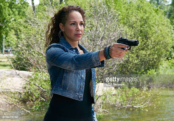 EYEWITNESS 'The Lilies' Episode 105 Pictured Amanda Brugel as Sita