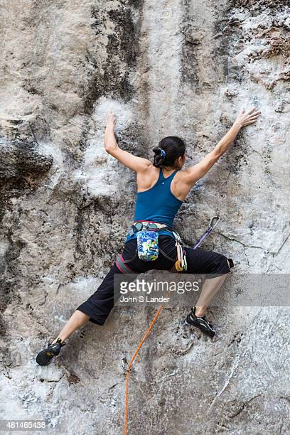 The limestone rocks in Krabi attract rock climbers and sports climbers from all around the world Especially popular is the rock climbing on the...
