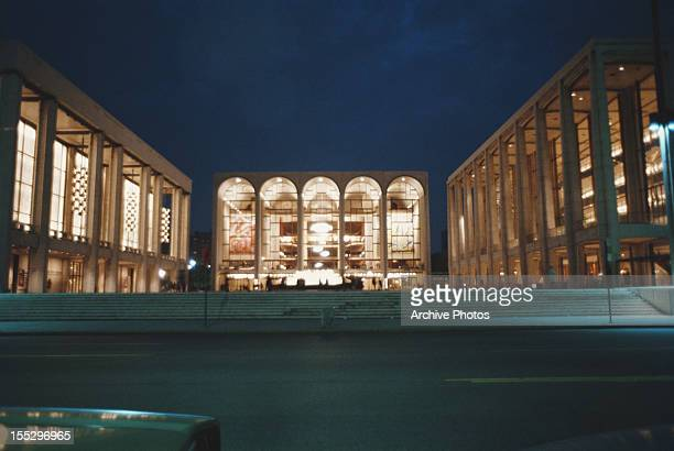 The Lincoln Center for the Performing Arts in Manhattan New York City 1971