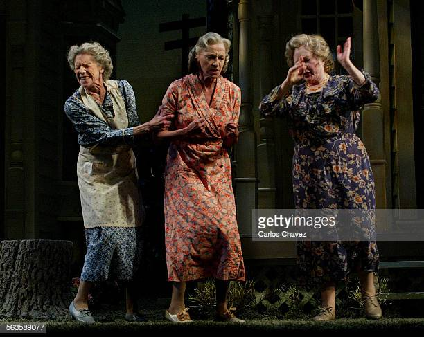The Lincoln Center Theatre s revival of Paul Osborn s comedy Mornings at Steven about a tight–knit family in a small Midwestern town circa 1938 that...
