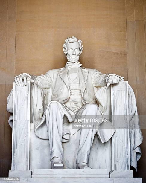 El Lincoln Memorial In Washington, DC