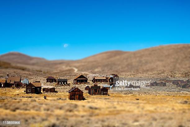 The littlest ghost town