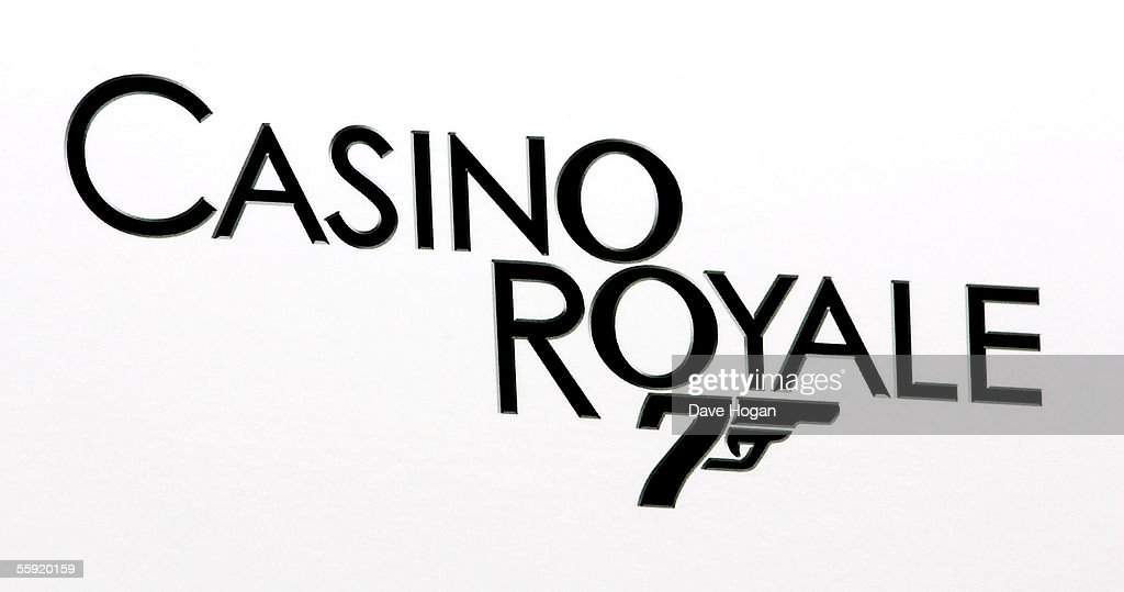 Font used for casino royale palms casino website