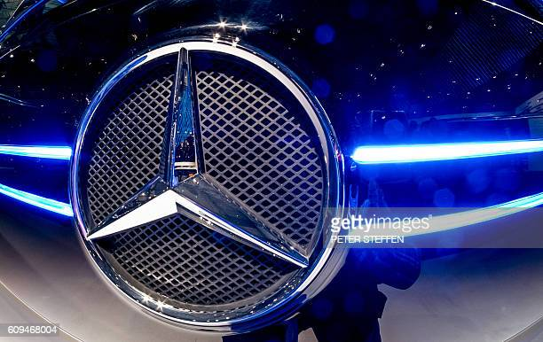 daimler ag stock photos and pictures getty images. Black Bedroom Furniture Sets. Home Design Ideas