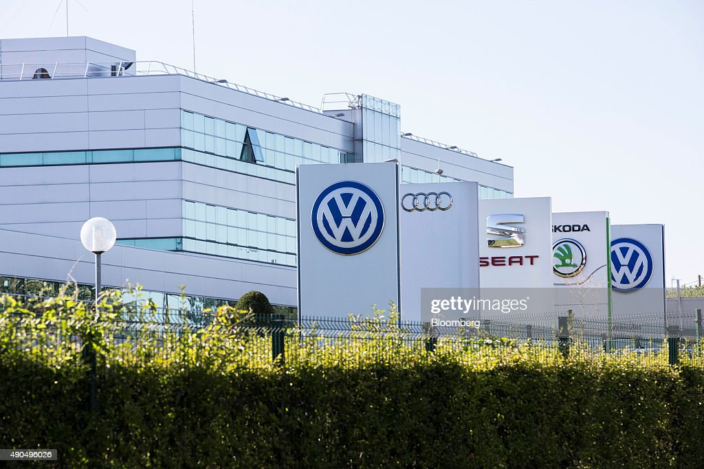 volkswagen ag automobiles await shipping   distribution logistics park  german prosecutor