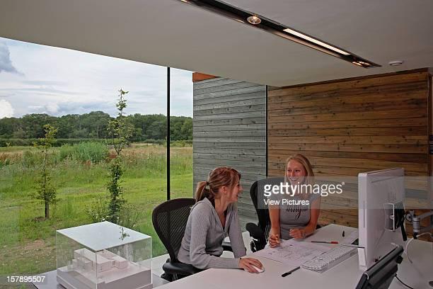 The Long Barn Studio Maulden United Kingdom Architect Nicolas Tye Architects The Long Barn Studio