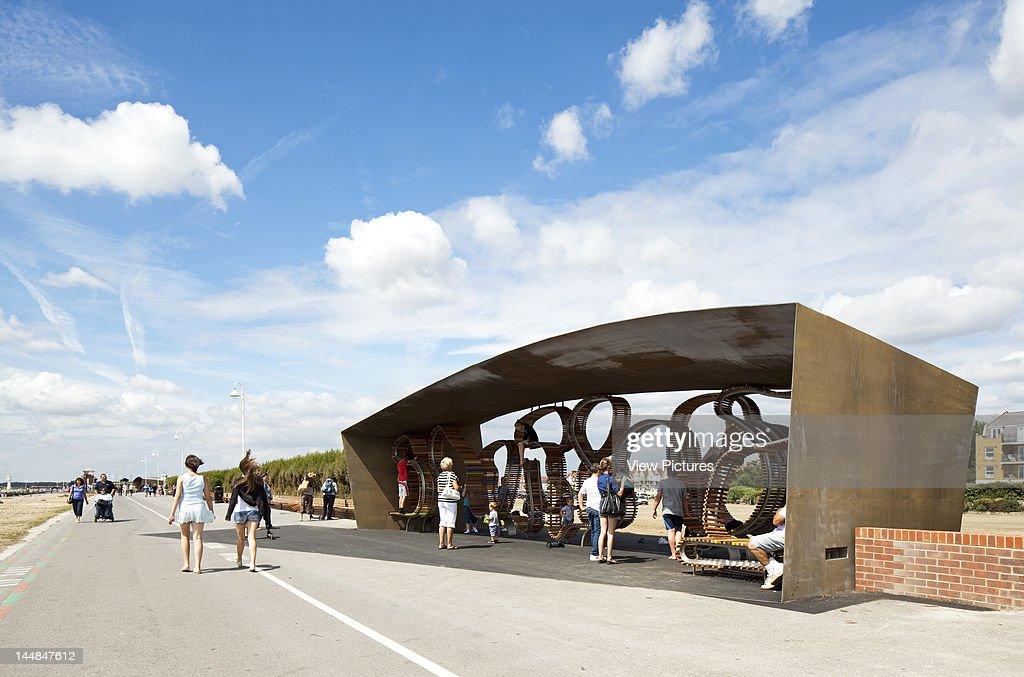 Superior The Longest Bench, The Promenade Sea Road, Littlehampton, West Sussex,  United Kingdom Nice Design