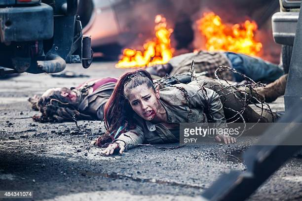 DOMINION 'The Longest Mile Home' Episode 208 Pictured Christina Chong as Zoe