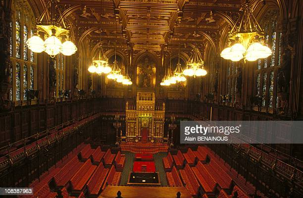 The lord chamber in London United Kingdom on November 17 1994