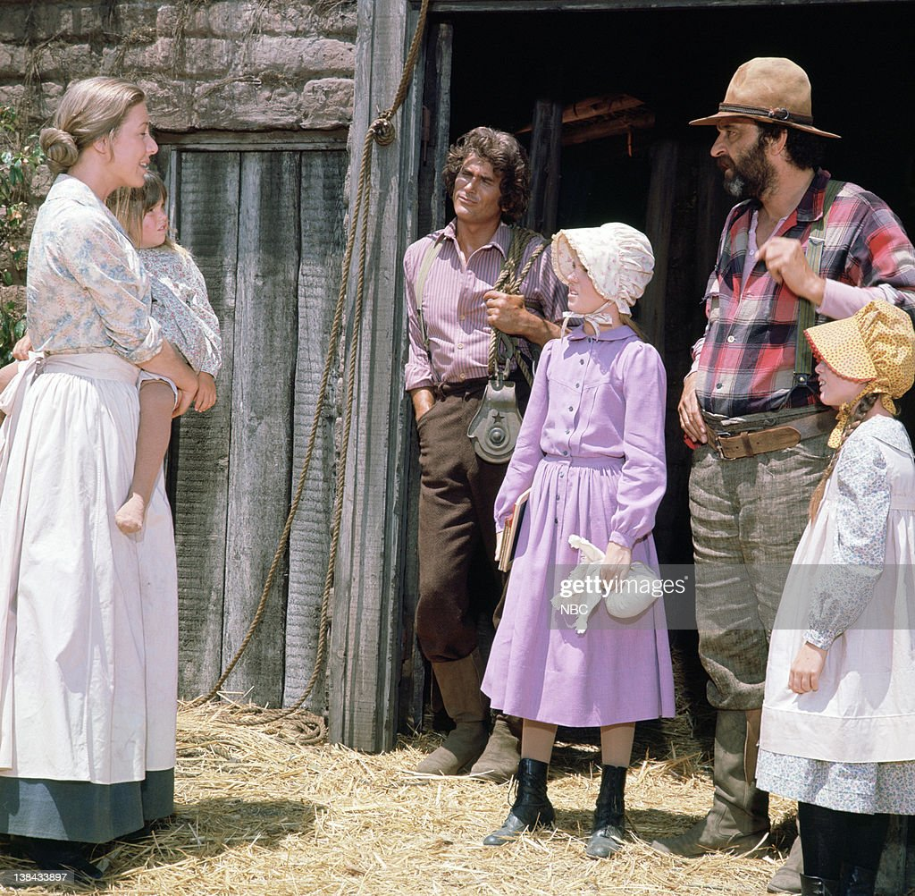 little house on the prairie pictures | getty images