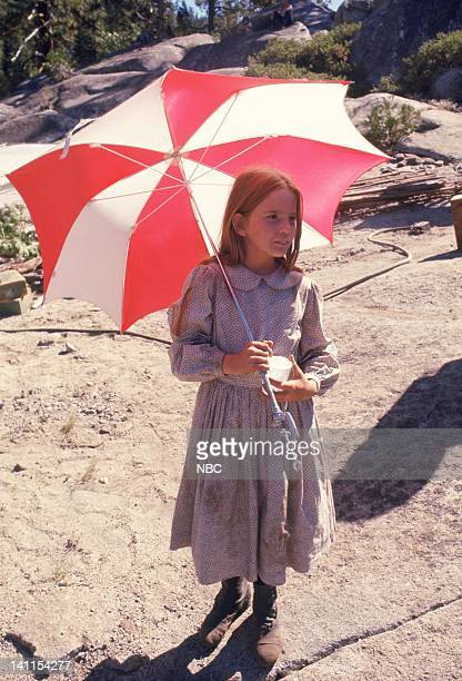 PRAIRIE 'The Lord is My Shepherd Part 1 2' Episode 13/14 Aired Pictured Melissa Gilbert as Laura Ingalls Wilder Photo by NBCU Photo Bank