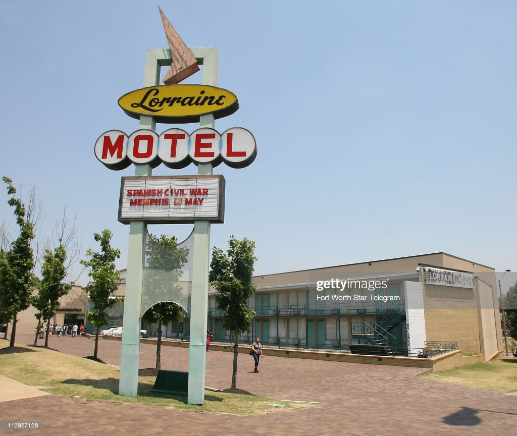 Memphis tn hotel rooms lodging in memphis - The Lorraine Motel In Memphis Tennessee Dr Martin Luther King Jr Was