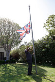 The Los Angeles British Consulate Honors His Royal...