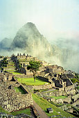 The Lost City of the Incas at Machu Picchu.