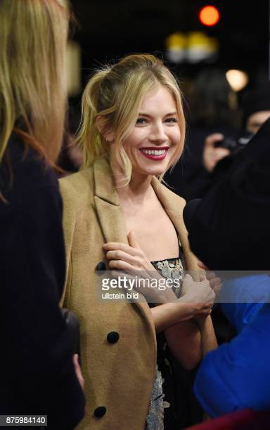 The lost City of Z Premiere im Zoo Palast Sienna Miller