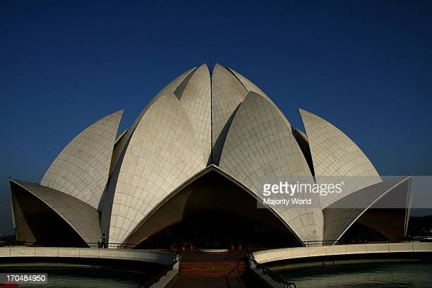 The Lotus Temple is a very recent architectural marvel of the Bahai faith in Delhi India It was completed in 1986 and serves as the Mother Temple of...