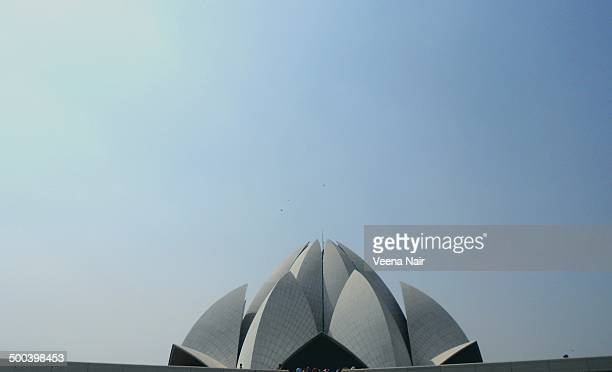 The Lotus Temple- New Delhi