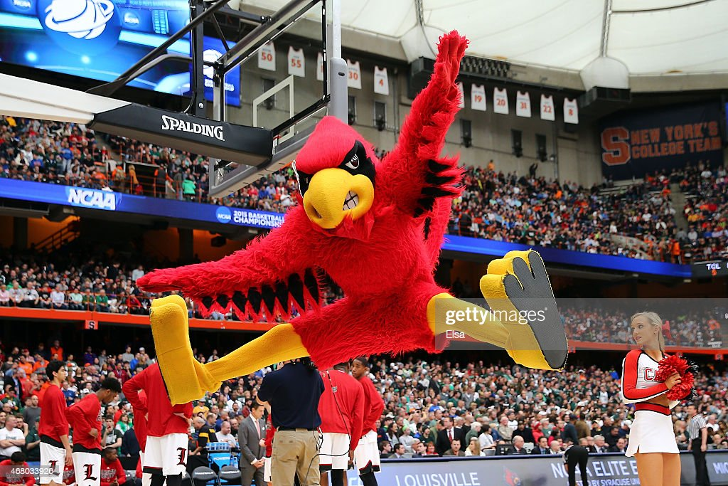 Famous college basketball mascots | University of Louisville ...