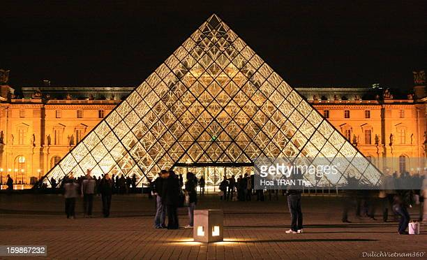 CONTENT] The Louvre Pyramid