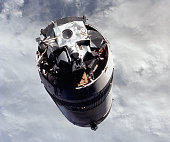 UNS: 3rd March 1969 - Apollo 9 Mission Begins - Lunar Module Tested