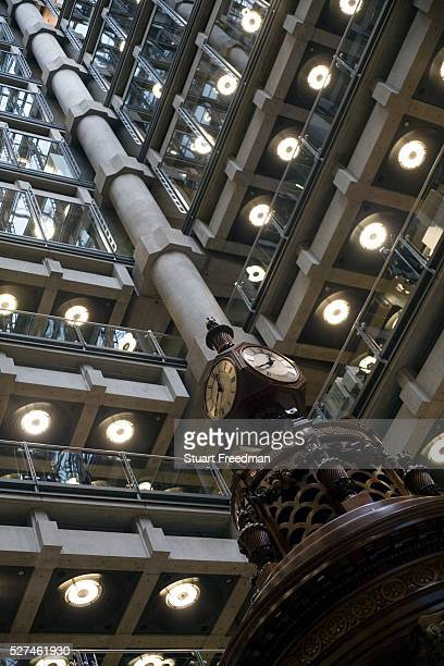 The Lutine Bell in Lloyds of London The Lutine Bell weighing 106 pounds and measuring 18 inches in diameter is traditionally rung to herald important...