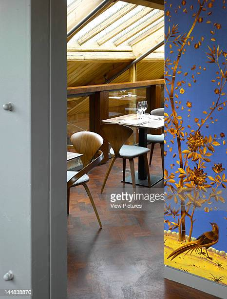 The Luxe Restaurant Commercial Street London E16 United Kingdom Architect United Designers The Luxe RestaurantUpper Area
