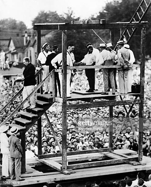 The Lynching Of A Black Man In Owensboro Kentucky In 1936