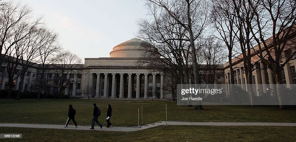 The Maclaurin Building is shown on the campus of the Massachusetts Institute of Technology February 22 2006 in Cambridge Massachusetts The Institute...