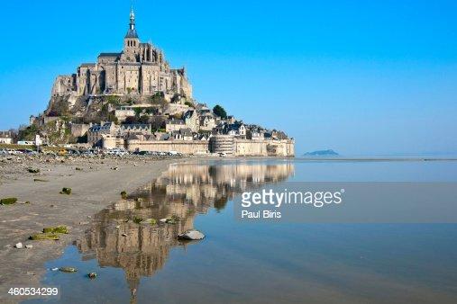 The magical Mont Saint-Michel