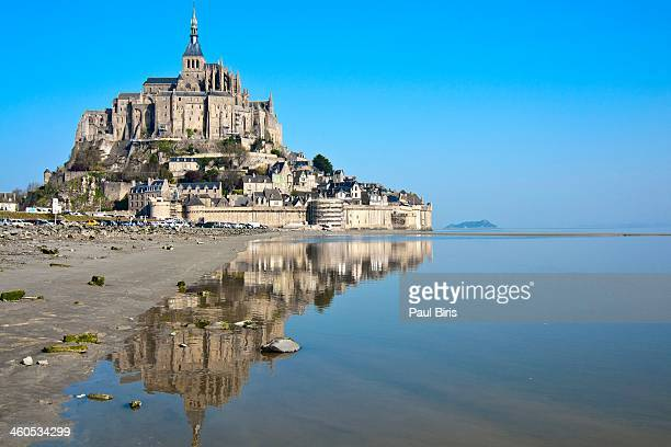 The magical Mont Saint-Michel