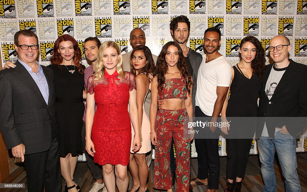 """Syfy Network's """"Comic Con International 2016"""" - The Magicians Panel and Press Room"""