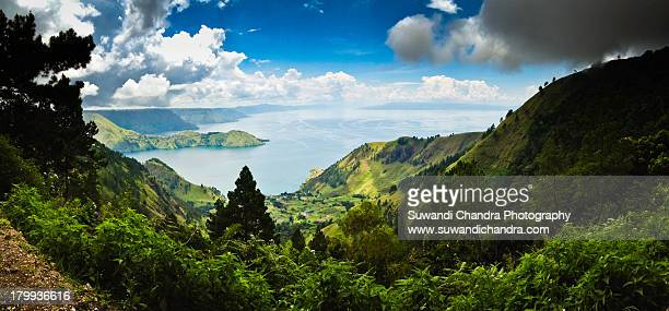 The Magnificent Lake Toba Valley