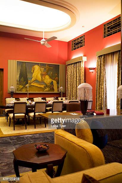 The Maharani's Suite at Umaid Bhawan Palace With 76 guest rooms Jodhpur's Art Deco era Umaid Bhawan built to provide labour during a severe drought...