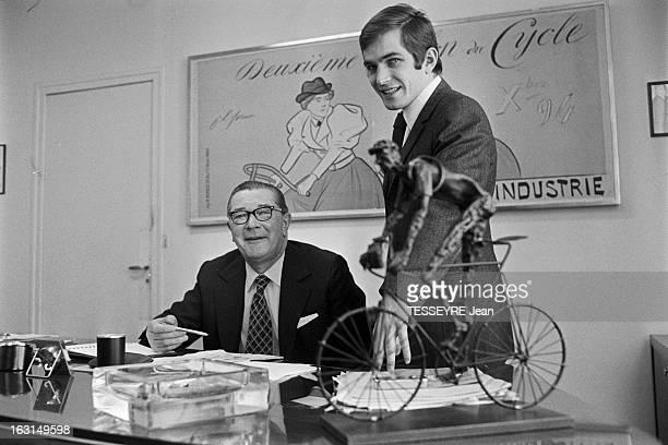 The Maillard Fathers To Sons Manufacturer Of Bicycle Gear En France en avril 1974 Reportage sur la famille MAILLARD fabricant de pignons pour...