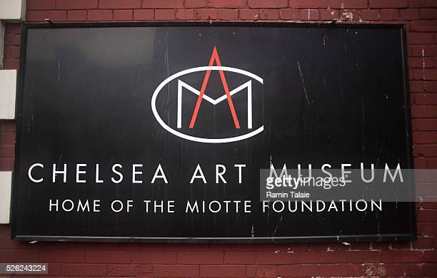 The main entrance of the Chelsea Art Museum in New York City on Monday August 16 2010 The museum has used its entire collection as collateral against...
