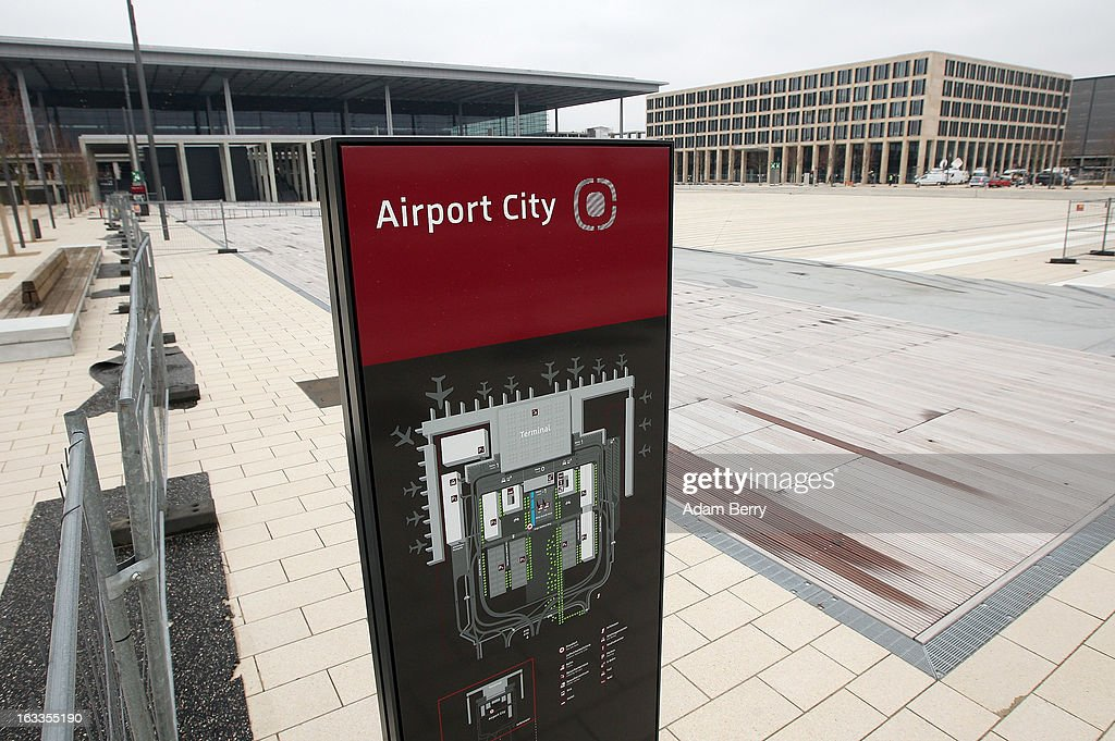 The main terminal building of the still-unopened Berlin Brandenburg International (BER) airport stands on March 8, 2013 in Berlin, Germany. Hartmut Mehdorn, former chief executive of Air Berlin and Deutsche Bahn, will take over as head of the management board of the airport, which has been plagued with delays in its opening over the past year and a half. The position has been unoccupied since January, when Rainer Schwarz stepped down from it after it was announced that the new airport's opening would be postponed for a fourth time until at least 2014.