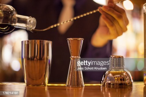 The Making of a Drink