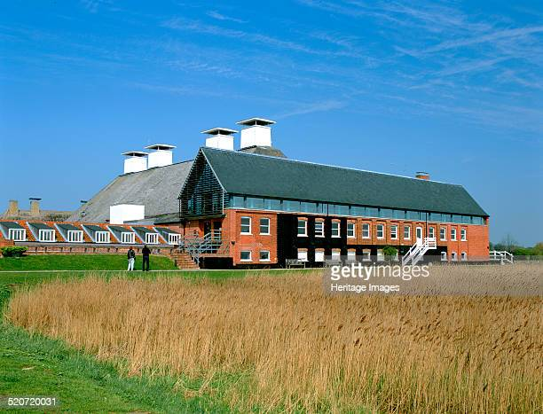 The Maltings Snape Suffolk Maltings are buildings where barley is converted into malt for use in brewing This example in Snape is now used as a venue...