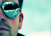 The Man in Mirrored Sunglasses 2