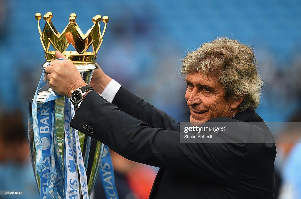 In Profile: Manuel Pellegrini - Manchester City