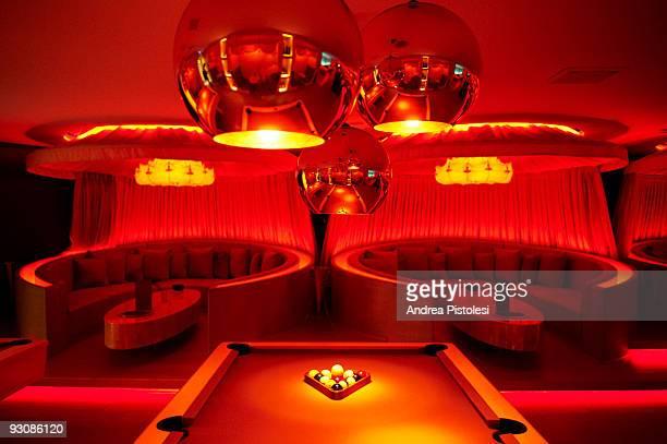The Mandarin Oriental Sultan Lounge in Kuala Lumpur Malaysia