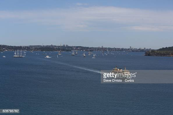 The Manly Ferry journey takes 30 minutes and allows for scenic views of Sydney Harbour surrounding national parks and Sydney icons including the...